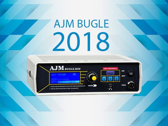 فلزیاب AJM BUGLE ورژن ۲۰۱۸