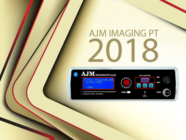 فلزیاب AJM Imaging PT ورژن ۲۰۱۸