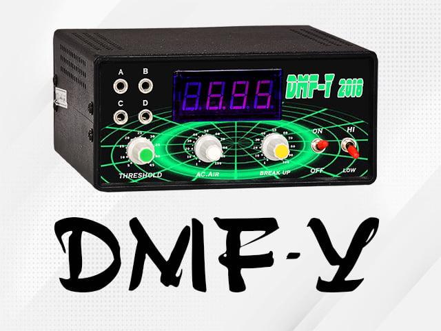فلزیاب DMF-Y ورژن ۲۰۱۸