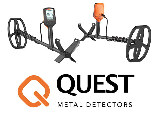 فلزیاب Quest X5 ساخت امریکا