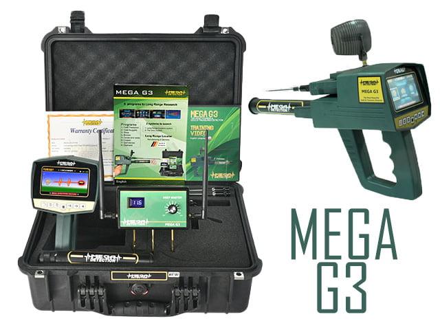 فلزیاب Mega G3 ساخت آلمان